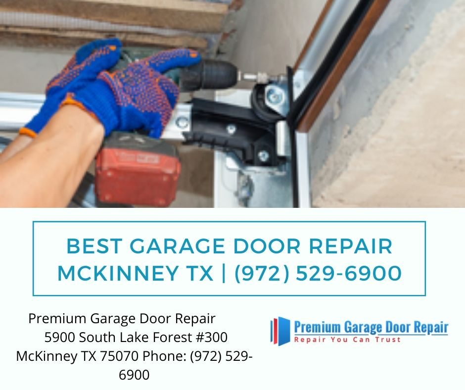 Best Garage Door Repair Mckinney TX (972) 529-6900